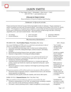 professional resume templates 2012